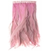 Coque Feathers Value 14-16in 1Yd Baby Pink